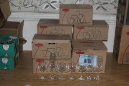 8 boxes of Pasabahce service line hotel