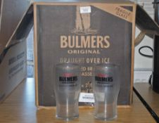A box of Bulmers original oversized bran