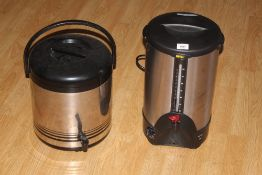 A Buffalo water boiler (80 litres), toge