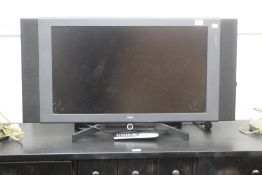 A Loewe 31 ins flat screen television se