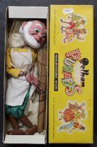A Pelham puppet - Gepetto,