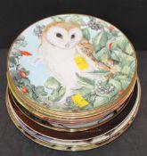 A Royal collection Elizabeth II commemorative plate, 27 cm diameter (boxed),