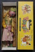 A Pelham puppet - Tyrolean Girl,