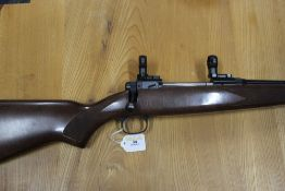 Savage Model 110 Cal 22-250 bolt action rifle,