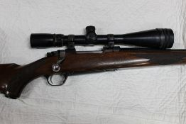 Ruger M77 Mk II cal 22-250 bolt action rifle,