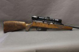 Voere a cal 22 LR self loading rifle,