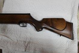 A Webley and Scott Webley Patriot cal 22 air rifle. Serial No. 859097.