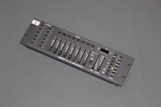 A Botex DC-1216 DMX lighting controller