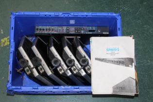 A Simmons SDE drum kit module No.