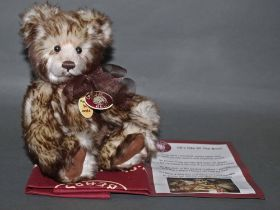 """A soft and long plush """"Chanelle"""" Charlie Bear, CB0104583,"""