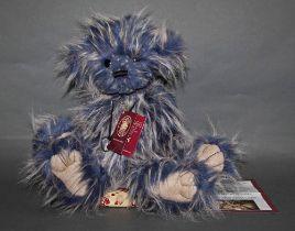 "A long and soft plush ""Luna"" Charlie Bear, CB140032,"