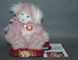 "A long and soft plush ""Mandy"" Charlie Bear, CB614837A,"