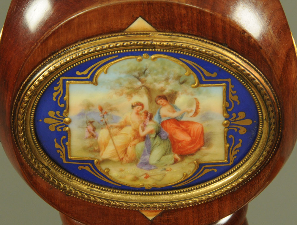 An early 20th century mahogany lamp standard, - Image 6 of 13