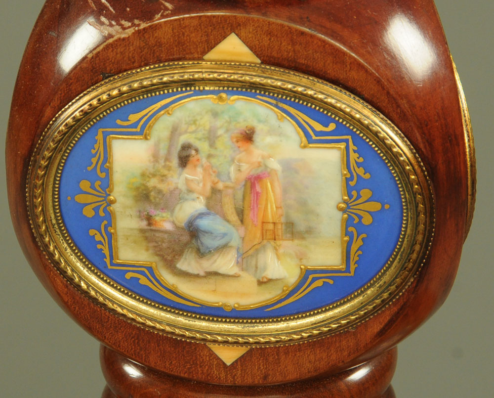 An early 20th century mahogany lamp standard, - Image 2 of 13