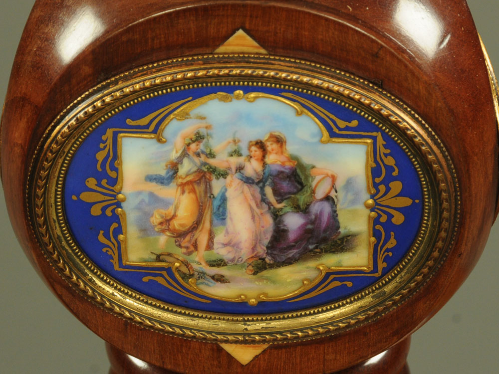An early 20th century mahogany lamp standard, - Image 4 of 13