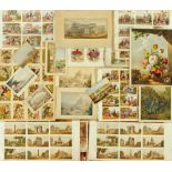 A large collection of miscellaneous Baxter prints, circa 120, all unmounted.