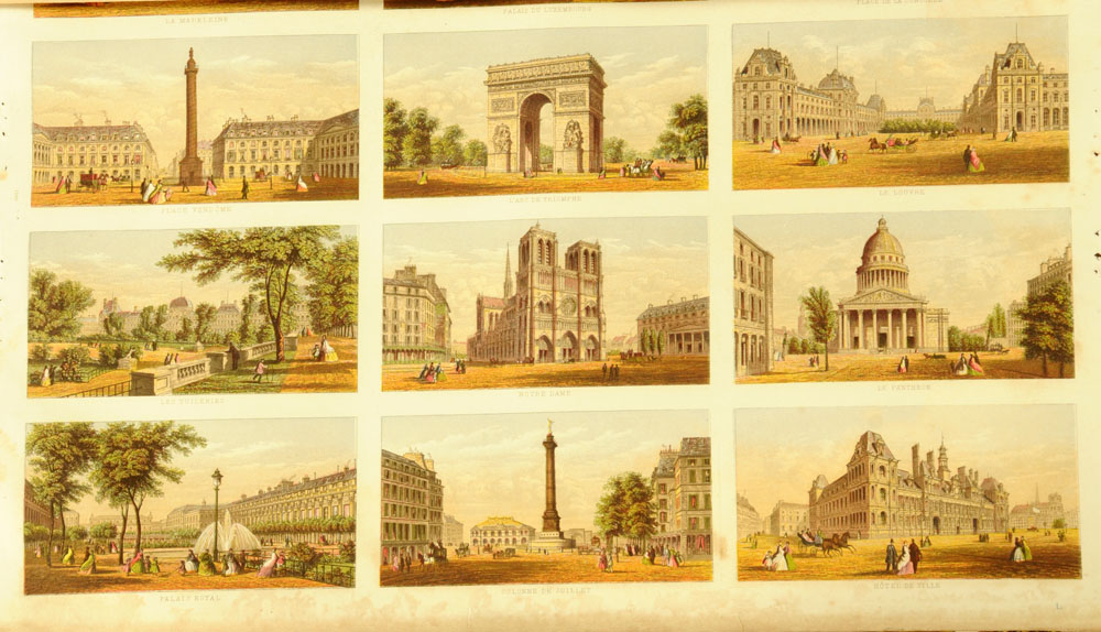 A large collection of miscellaneous Baxter prints, circa 120, all unmounted. - Image 2 of 5