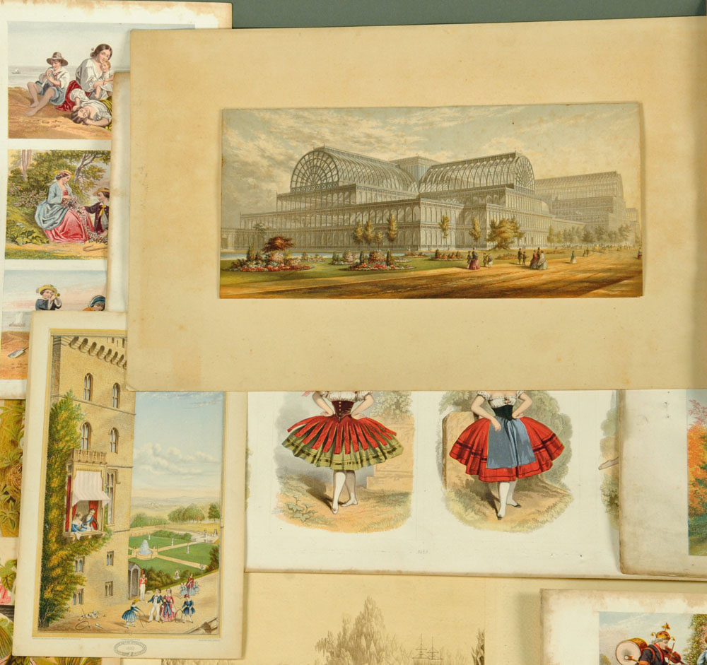 A large collection of miscellaneous Baxter prints, circa 120, all unmounted. - Image 5 of 5
