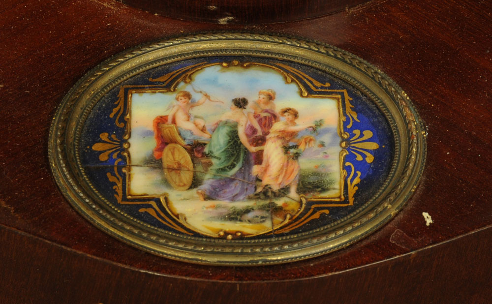 An early 20th century mahogany lamp standard, - Image 13 of 13