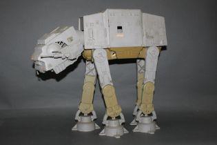 A 1980's Kenner Star Wars AT-AT Walker,