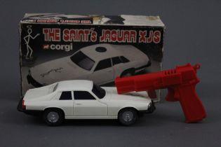 A Corgi sonic-controlled 'The Saint's Jaguar XJS' car