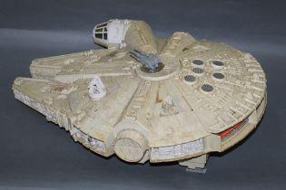 A 1979 Kenner Millennium Falcon spaceship,