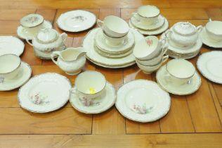 Crown Ducal part tea service