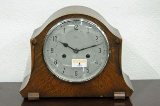 An Enfield mantle clock