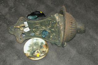 Decorative plate,