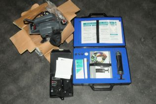 Electric power planer,