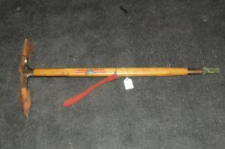 Vintage Ice axe