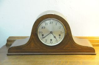 An early 20th century mantle clock