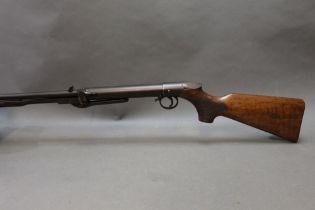 * BSA improved model D cal 177 under lever air rifle,