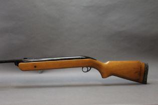 A BSA Mercury Mk 1 cal 22 break barrel air rifle, circa 1971,