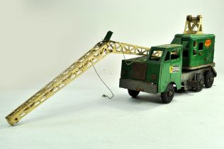 Large Scale Marx Issue Lumar Crane. In need of some attention.