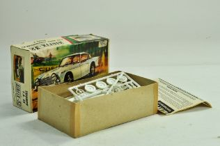 Airfix plastic model kit comprising 1/32 Triumph TR44. Appears complete with box.