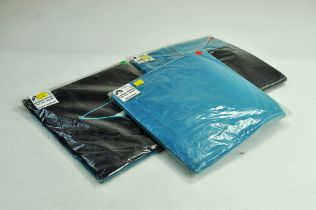 Trio of Early Issue Star Trek Uniforms. Excellent in Bags. 2 x XL, 1 x M.