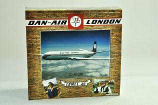 Inflight Diecast Model Aircraft comprising 1/200 Dan Air Comet 4B Airliner. No. ARD2021. Appears