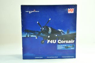 Hobby Master Diecast Model Aircraft comprising 1/48 F4U Corsair. Appears complete, looks to have