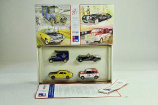 Corgi Diecast 1/43 CSMA Car Set. Excellent in Box.
