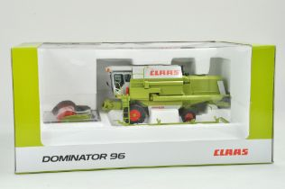 Norev 1/32 Farm issue comprising Claas Dominator 96 Combine Harvester. Limited Edition of 3000.