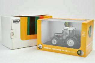 Universal Hobbies 1/32 Farm issue comprising Massey Ferguson 5470 Fauchi Tractor. Limited Edition.