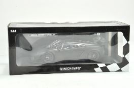 Minichamps 1/18 Lamborghini Limited Edition issue, 1 of 702 pcs. Appears excellent in box.