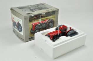 Universal Hobbies 1/16 Farm issue comprising Massey Ferguson 35X Tractor. Model appears excellent