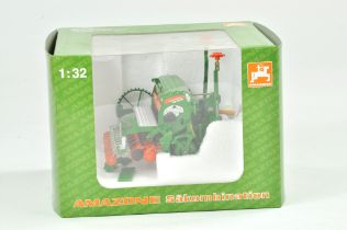 ROS 1/32 Farm issue comprising Amazone AD 3000 Drill. Previously on display, the model appears