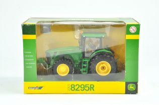 Britains 1/32 Farm issue comprising John Deere 8295R Tractor. Excellent and secured in original