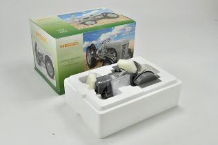 Universal Hobbies 1/16 Farm issue comprising Ferguson TE20 Tractor. Model appears excellent and