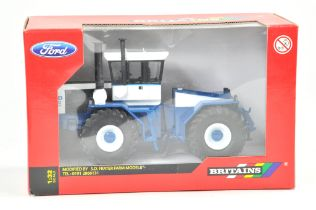 Britains 1/32 Farm issue comprising Ford FW60 Tractor. Previously on display, the model appears very