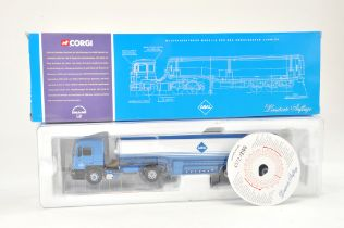 Corgi 1/50 Diecast Truck issue comprising No. 76201 MAN Tanker in the livery of ARAL. Appears