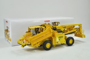 Wiking 1/32 Farm issue comprising ROPA Euro Maus 4 Sugar Beet Loader. Whilst previously on